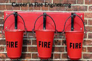 Career in Fire Engineering