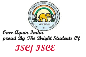 Once Again India proud By The Bright Students Of ISC/ ISCE