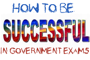 how to be successful in competitive exams