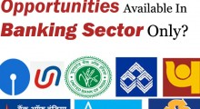 Are The Best Career Opportunities Available In Banking Sector only?