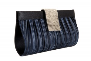 Diamante Clutch Bag 1
