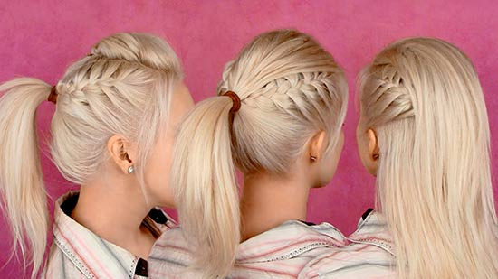 Simplest Yet Elegant Hairstyles For The Monsoon Season