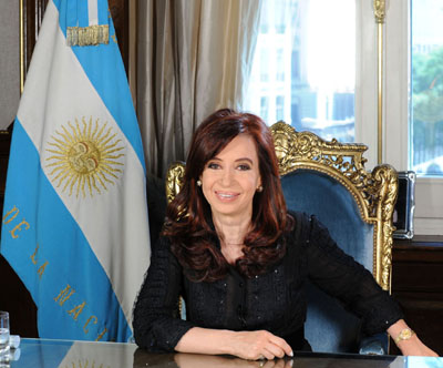Christina Fernandez- The Most Powerful Woman President Of Argentina