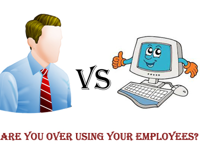Are You Over Using Your Employees?