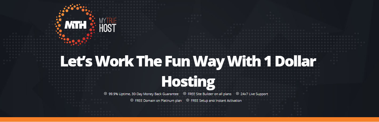 $1 Unlimited Hosting, 1 Dollar Hosting, $1 Website Hosting