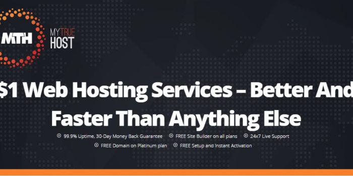 $1 Web Hosting Services – Better And Faster Than Anything Else