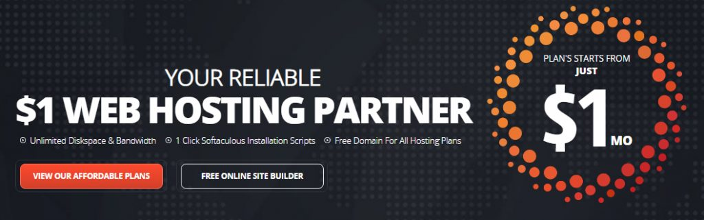 1 dollar hosting, cheap reseller hosting