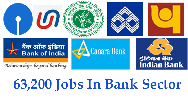 63,200 Jobs In Bank Sector By The Financial End Of The Year 2013