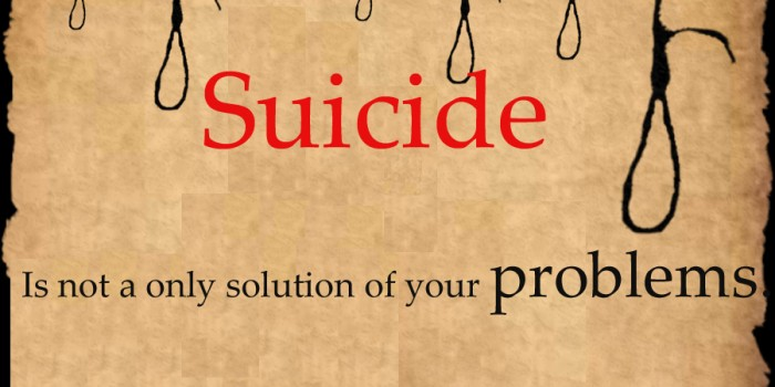 Craze Of Suicide In Youths Become One Of The Biggest Persecution For Their Family