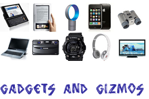 Gadgets And Gizmos Around You