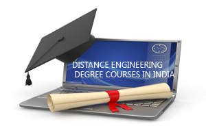 Distance Engineering Degree Courses In India