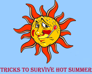 Magic: The Best Tricks To Survive Hot Summer Days And Nights (Without AC)