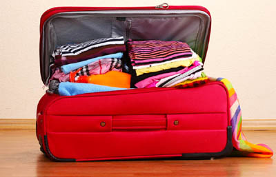 Packing In Haste And Regret Later!