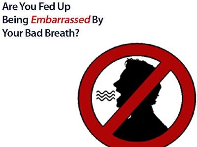 Bad Breath? Take An Action Now!