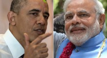 Finally: Obama Is In India