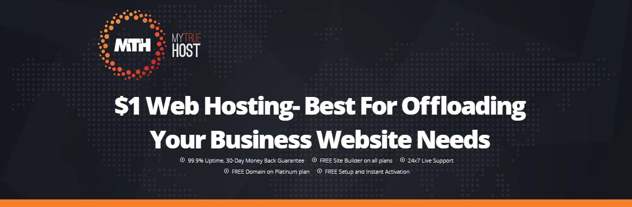 $1 Web Hosting- Best For Offloading Your Business Website Needs