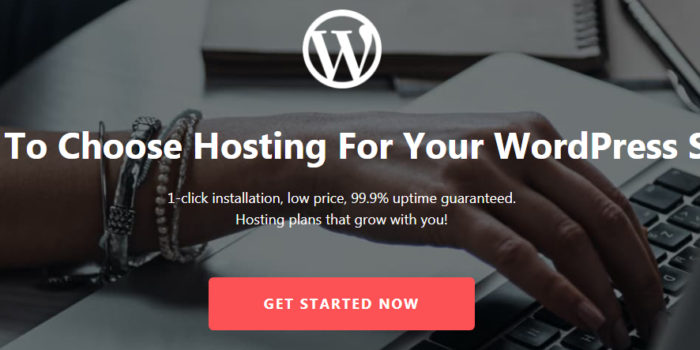 How To Choose Hosting For Your WordPress Site?